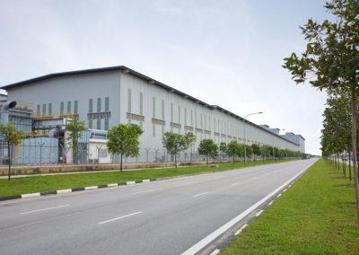 SembCorp Marine Shipyard Development - M Metal Pte Ltd