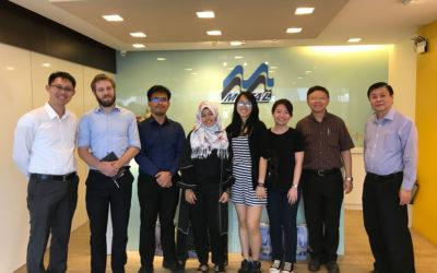 ATA Visit to M Metal Factory