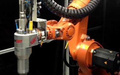 Robotic Arm Featured on RazorTV