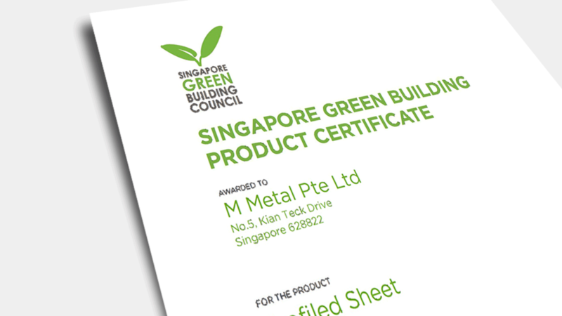 Green Mark Certification